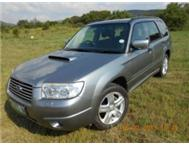 Subaru Forester 2007. 2.5l XT AWD Auto Turbo