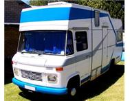 Camper / Motorhome with video on Youtube