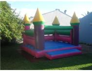 Jumptastic jumping castle hire R250
