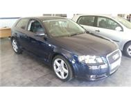 AUDI A3 2.0 T FSI AMBITION DSG VERY LOW KILOS