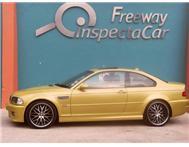 2002 BMW M3 E46 3.2L Coupe