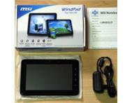 Tablet!! unwanted gift msi Windpad enjoy 7!! price neg