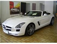 Mercedes Benz - SLS 63 AMG Roadster