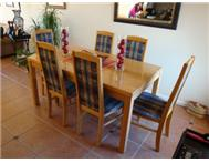 Table And Chairs in Furniture & Household Western Cape Muizenberg - South Africa