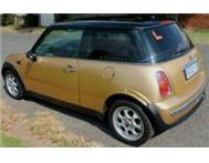2003 MINI COOPER | MANUAL | 1.6L | R60.000 CASH ONLY AIR-CON P