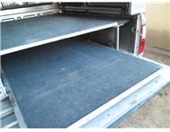 Rack system for Ford Supercab
