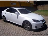 2010 Lexus IS 250 SE A/T