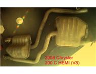 Chrysler 300 C HEMI EXHAUST Centurion