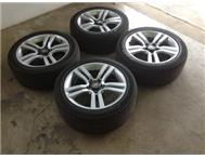 Lumina SS wheels and tyres