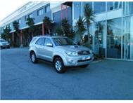 2009 Toyota Fortuner 3.0D - 4D Raised Body