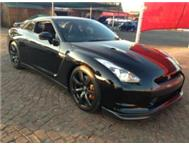 2009 NISSAN SKYLINE GTR BLACK EDITION ONLY 19000KMS POWERFUL MAC