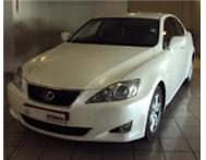 Lexus IS250 Auto