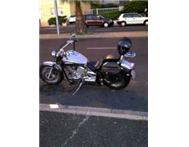 YAMAHA DRAGSTAR 1100 CRUISER FOR SALE - MOTORCYCLE