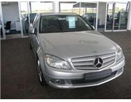 2010 MERCEDES-BENZ C-CLASS Mercedes-Benz C180K BE(W204) ZA