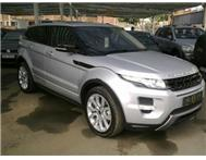 2013 LAND ROVER RANGE ROVER EVOQUE 2.2 SD4 DYNAMIC