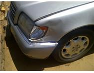 Mercedes S320 1994 model (R29K) 17... South Rand