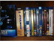 Selection of blu-rays for sale