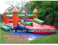 Fun Valley Jumping Castle Hire