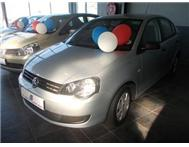 2011 Volkswagen Polo Vivo 1.6 Trendline Sedan