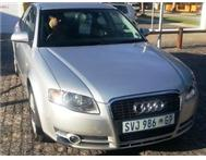 AUDI A4 2.0 MANUAL-IN A REALLY SUPERB CONDITION