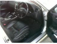 2006 Lexus IS 250 Cape Town