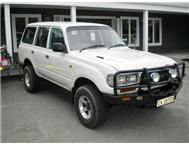 1991 TOYOTA LANDCRUISER 5.7 Liter Chevrolet Convertion