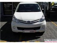 2012 Toyota Avanza 1.3 F/C P/V in Cars for Sale Gauteng Melrose - South Africa