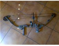 Hunting bow in case (Lichtenburg) Lichtenburg