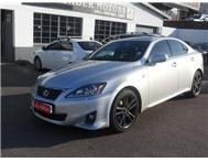 Lexus - IS 250 F-Sport