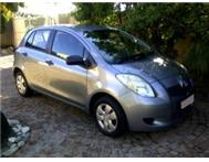 2007 TOYOTA YARIS T3 5DR A/C - LADY DRIVEN SINCE NEW
