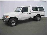 2012 TOYOTA LANDCRUISER 79 PU 4.0P 4x4 60th