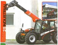 FARESIN 625 TELEHANDLER Machinery in Farm Implements & Machinery North West Brits - South Africa
