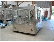 Rinsing Filling Capping Machine