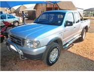 2006 FORD RANGER 2.5D Supercab 4x4