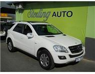 2009 MERCEDES-BENZ ML350 CDI A/T