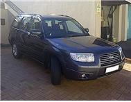 2008 Subaru Forester 2.5 XS Manual (490)