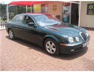 Jaguar S-Type 3.0i V6 2002 model. Full house! Executive!