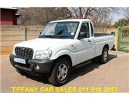 2008 Mahindra Scorpio Turbo Pick Up S/C