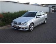 2012 Mercedes-Benz C-class C180 Be Avantgarde A/t