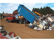 Durban SCRAPMETAL Buying service We COLLECT from you