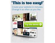 Berrry Website Builder Create your own website - Free Demo!