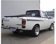 Bakkie Hire Service from only R150