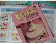 CAKE ICING BOOKS FOR SALE