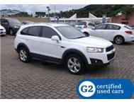 2012 Chevrolet Captiva 2.4 Lt 4x4