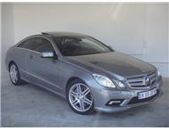 Mercedes Benz - E 500 (285 kW) Coupe 7G-Tronic