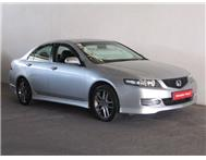 Honda - Accord 2.4i V-Tec (140 kW) Type S