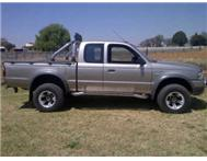 2007 Ford Ranger Supercab 4L V6 4x4 Other Gauteng