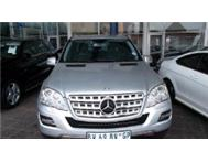 Mercedes-Benz ML350 BE
