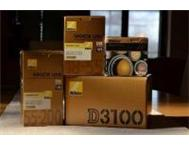 Nikon D3100 with 18-55mm VR Lens Ultimate Bundle Polokwane