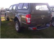 GWM Steed 2.0 VGT 4x2 canopy and ru...